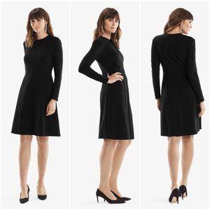 CLEARANCE M.M. Lafleur The Ellis Dress Black